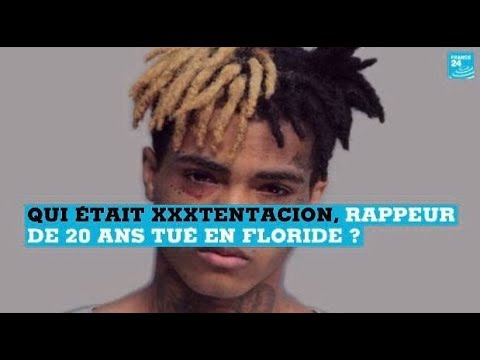 Qui était était XXXTentacion, le rappeur de 20 ans abattu en Floride ?