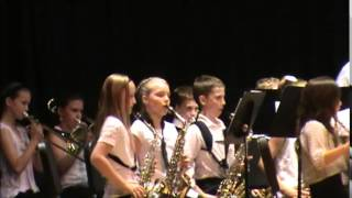 stevens elementary band fanfare and march