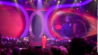 Supremes Medley - Diana Ross live @ GelreDome Stadium -