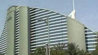 Hotel in Dubai The Jumeirah Beach Hotel 5 Sterne Strandhotel Luxushotel