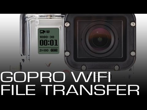 How to Transfer Videos from GoPro to PC Over Wifi