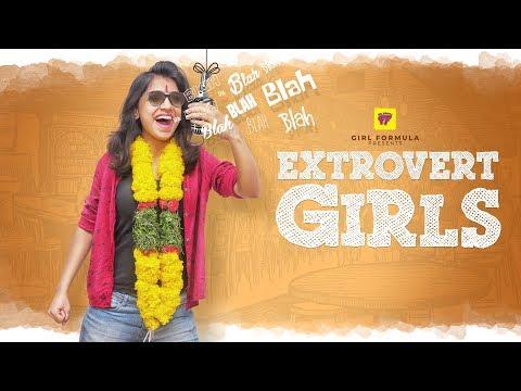 Every Extrovert Ammayi Ever | Girl Formula | Chai Bisket