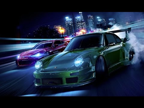 Need for Speed (2015) - Начало игры (Xbox One)