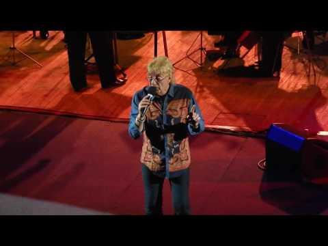 Концерт Джона Лаутона в Киеве-май 2015(экс вокал. Uriah Heep)