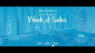 SEA WEEK OF SALES 2020
