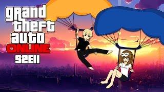 GTA ONLINE #131 - Von ganz OBEN nach ganz UNTEN!  ● Let's Play GTA Online [PS4]