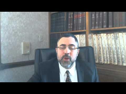 Video Vort - Terumah 5774 - Rabbi Etan Tokayer