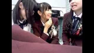 ままま| 松本梨奈 G+ 14/11/2012 ~SKE48~ Oya Masana Mukaida Manatsu M...