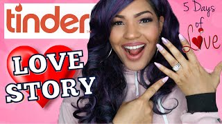 My First (and Last) TINDER Experience |StoryTime| 5 Days of Love