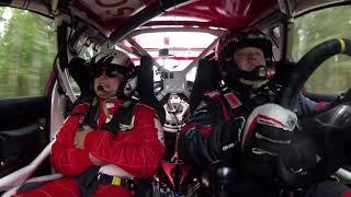 Mikko Eskelinen - WRC Rallikyyditys 2018