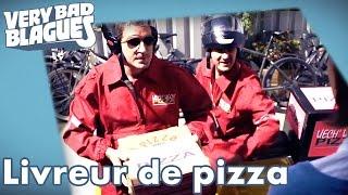 Quand on est livreur de pizza - Palmashow