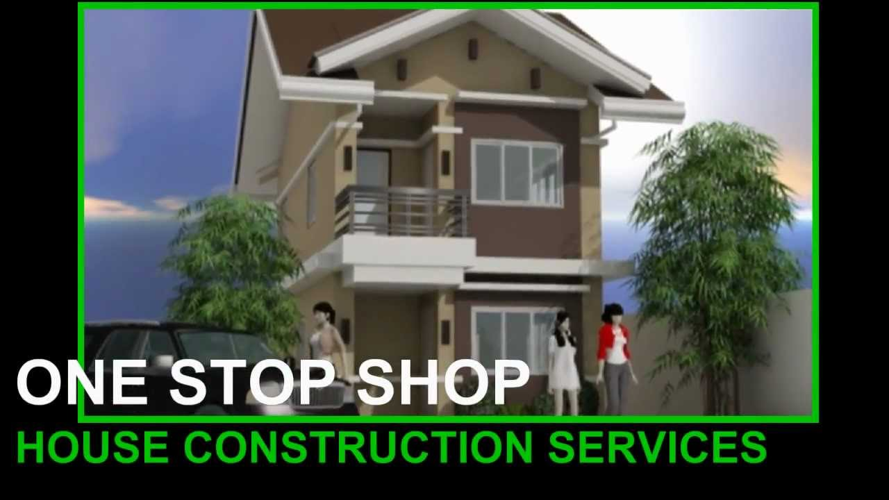 PHILIPPINES MODERN HOUSE DESIGN, House Construction, Home Builders   YouTube