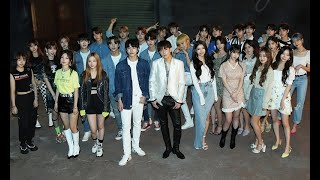Woollim Family - Sweet Moments