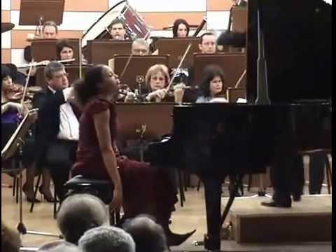 Tchaikovsky Piano Concerto no 1  ~by Rebeca Omordia