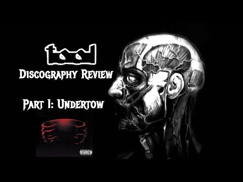 Tool - UNDERTOW Album Review