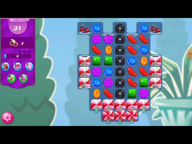 Candy Crush Saga niveau 528