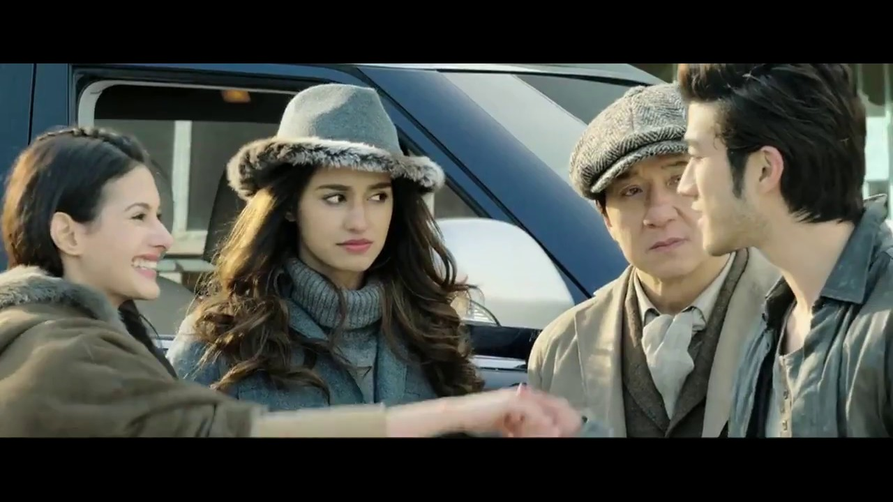 Kung Fu Yoga 4th Day Box Office Collection