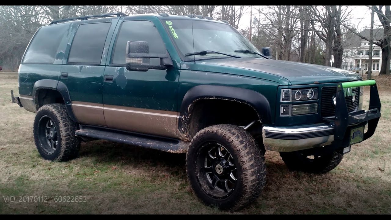 Maxresdefault on 1996 Gmc Sierra 4x4