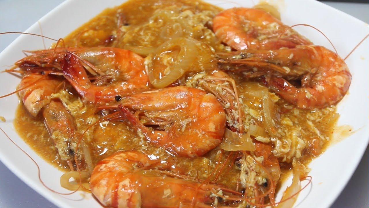 Resep Masakan Seafood Udang Saus Padang ~ Resep Manis Masakan Indonesia