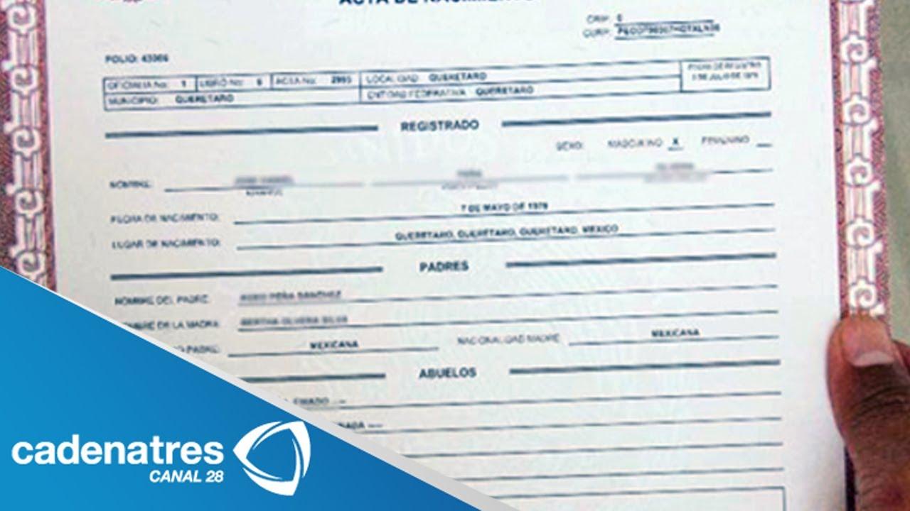 Wolverine pide cambio de nombre al registro civil de Morelos - YouTube