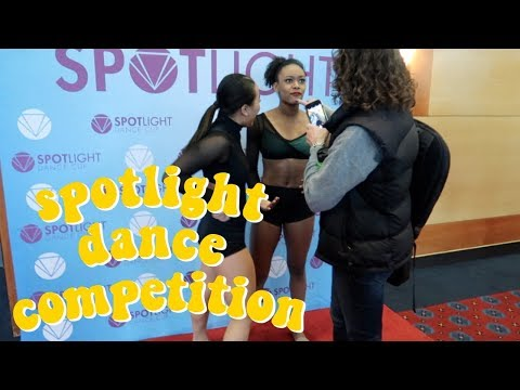 SPOTLIGHT DANCE COMPETITION