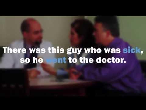 Hilarious Elderly Joke - Patient's Remark Is Brilliant
