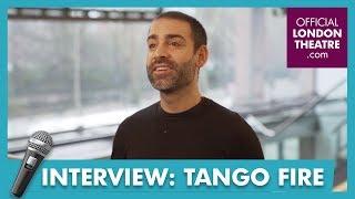 Interview with Germán Cornejo - Tango Fire