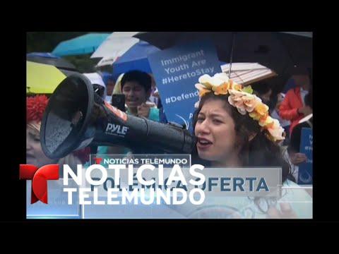 Noticias Telemundo, 23 de agosto de 2017   Noticiero   Noticias Telemundo