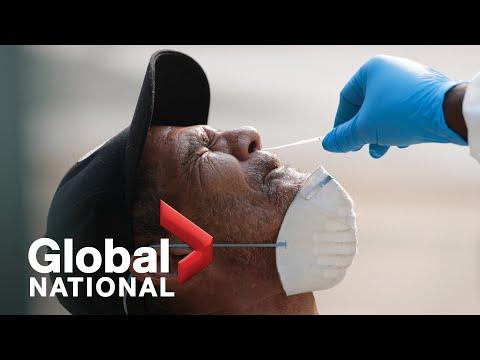 Global National: Sept. 18, 2020 | Bloc Quebecois leader tests positive for COVID-19