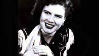 Patsy Cline Turn The Cards Slowly Live