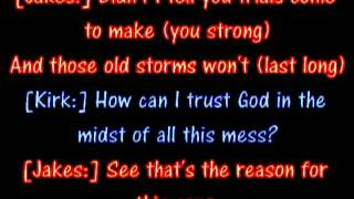 Kirk Franklin feat. TD Jakes - 911 (Lyrics)