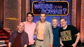Wer Weiß Denn Sowas? (39) -- Folge vom 31.08.2017