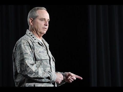 Gen. Mark Welsh - US Air Force Academy Cadet Speech