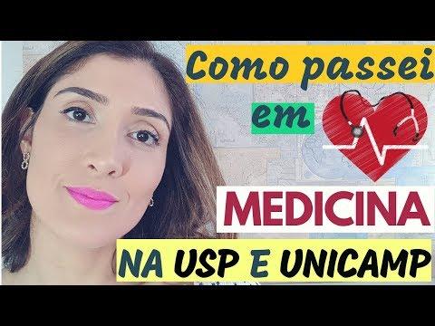 Como passei em medicina na USP e Unicamp: sozinha e trabalhando