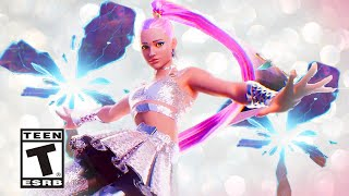 Fortnite Ariana Grande Trailer