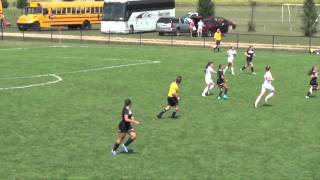 Abigail Skatell Greensburg Central Catholic Girls Soccer 2015 Highlight Video