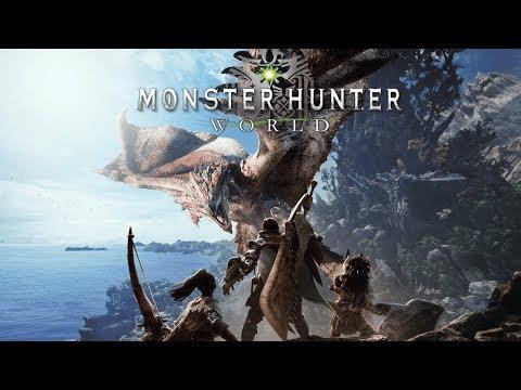 Monster Hunter World-After Kulve Taroth farming.