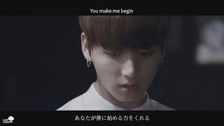 WINGSに収録されているJUNGKOOK(ジョングク)のソロ曲『BEGIN 』の日本...