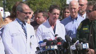 Digital Update: Broward Health Doctors Give Up On School Shooting Patients