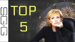 Top 5 Samantha Carter Episodes