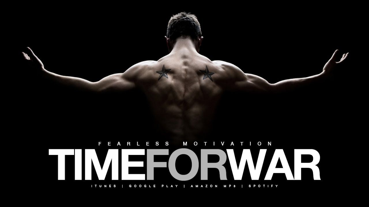 Background Wallpaper Quotes Time For War Motivational Video Gym Motivation Youtube