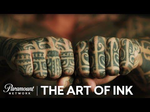 'Polynesian Tattoos' The Art Of Ink (Season 2) Digital Exclusive | Paramount Network
