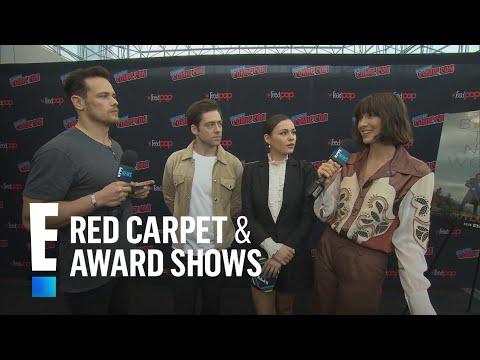 """Outlander"" Stars Talk All Things America  E Red Carpet & Award Shows"