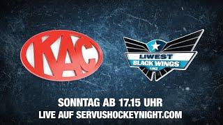 Klagenfurt vs. Linz | 15.12. - 17:15 | Servus Hockey Night