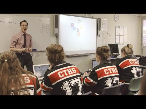 Commonwealth Bank Teaching Awards (Eddie Woo)