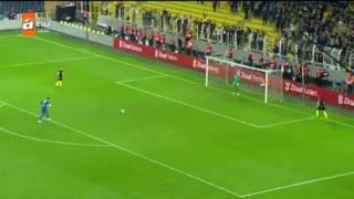 Ulan gerizekalı nereye atıyorsun ??? Volkan Demirel penaltı atışı .Başakşehir Fenerbahçe