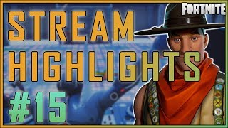 Fortnite - Stream Highlight #15 - May 2018 | DrLupo