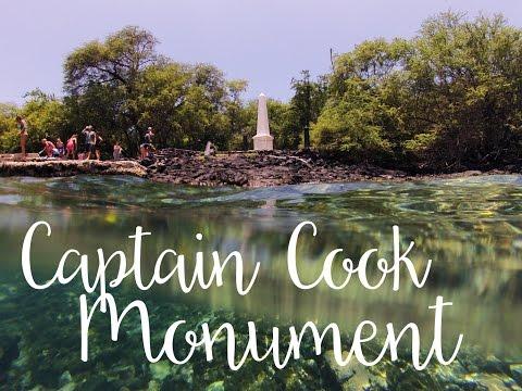 Captain Cook Monument Hike Kealakekua Bay