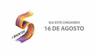 #BackTo5 Brasil - Lançamento Zenfone 5