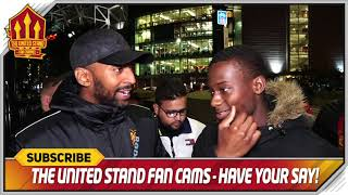 De Gea & Pogba Can Go! Manchester United 0-2 Manchester City fancam